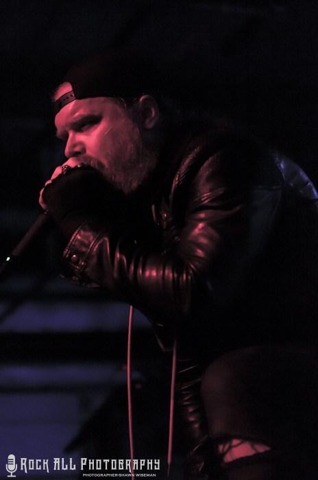 Through Fire Dayton Ohio 3-31-18 Rockstar Pro Arena