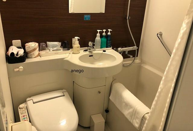 京急EX Inn バスルーム