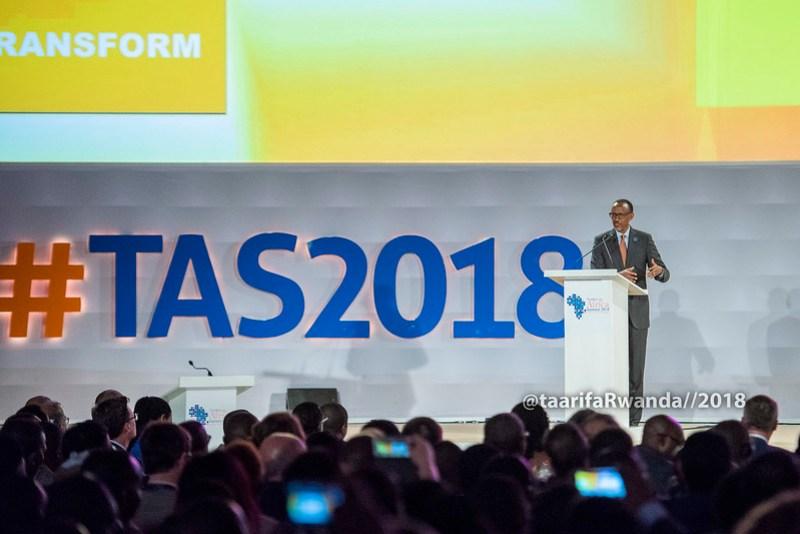 #TAS2018 Opening of TAS2018