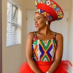 South african attires  for 2018 Styles