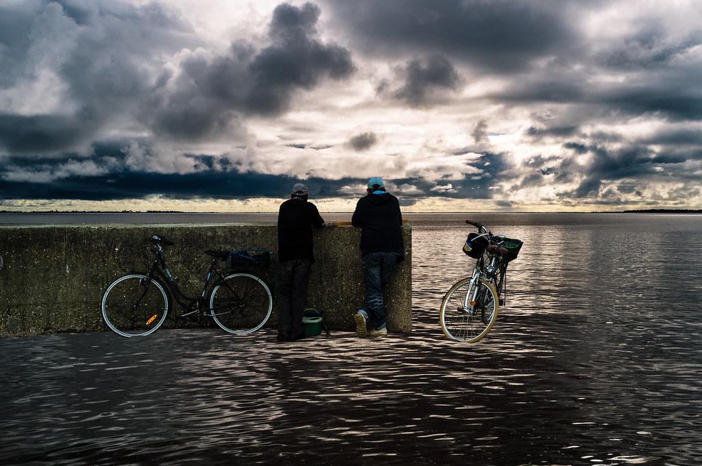 """""""C'est pas l'homme qui prend la mer, c'est la mer qui prend l'homme"""""""