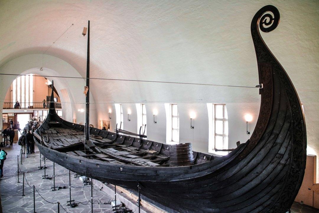 Museo delle navi vichinghe, Oslo, Norvegia