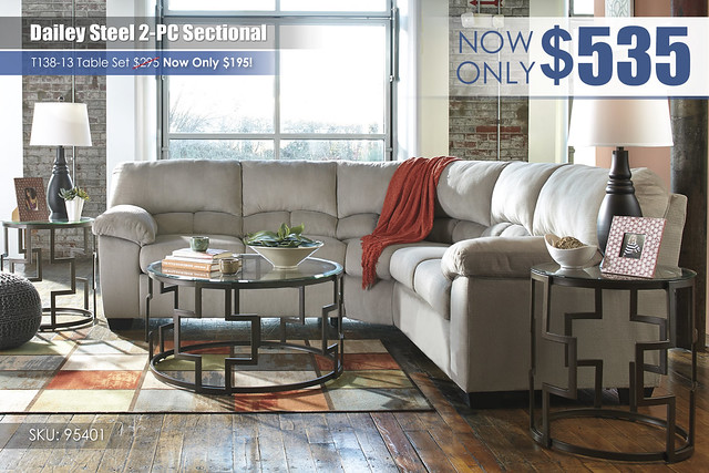 Dailey Steel Sectional_95401