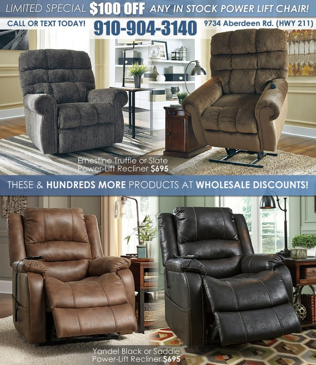Power Lift Chair Coupon_CLEARANCEnew