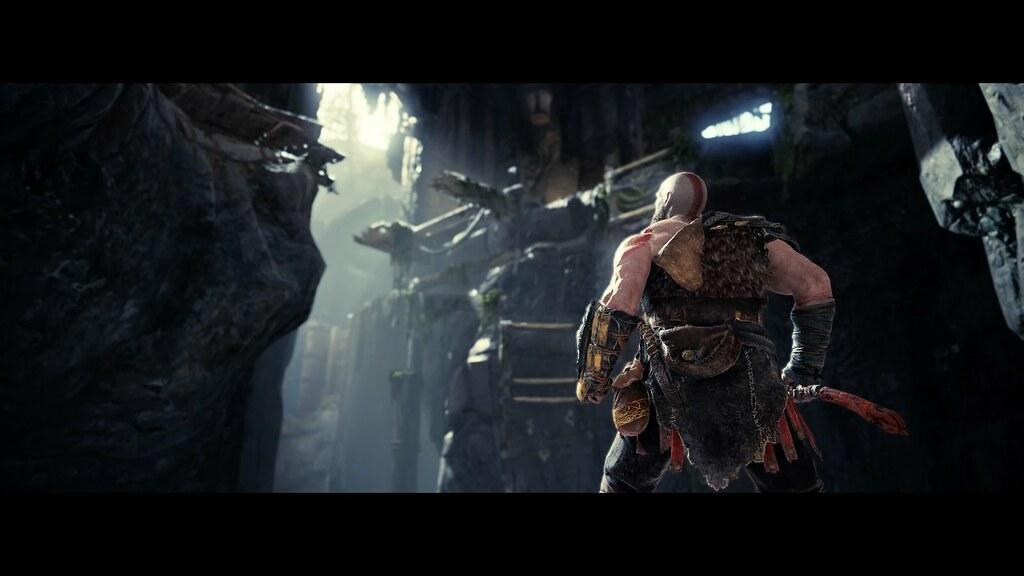 God of War: Photo Mode