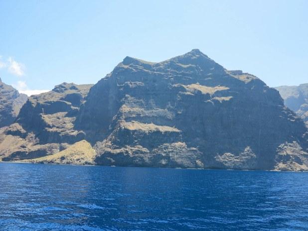 Los GIgantes en Tenerife