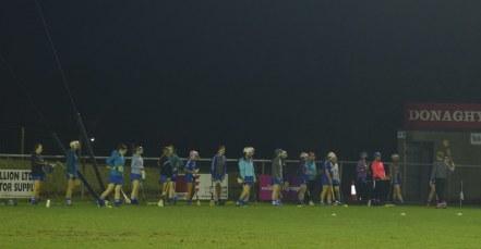 Camogie - Bellaghy v Castledawson 2018