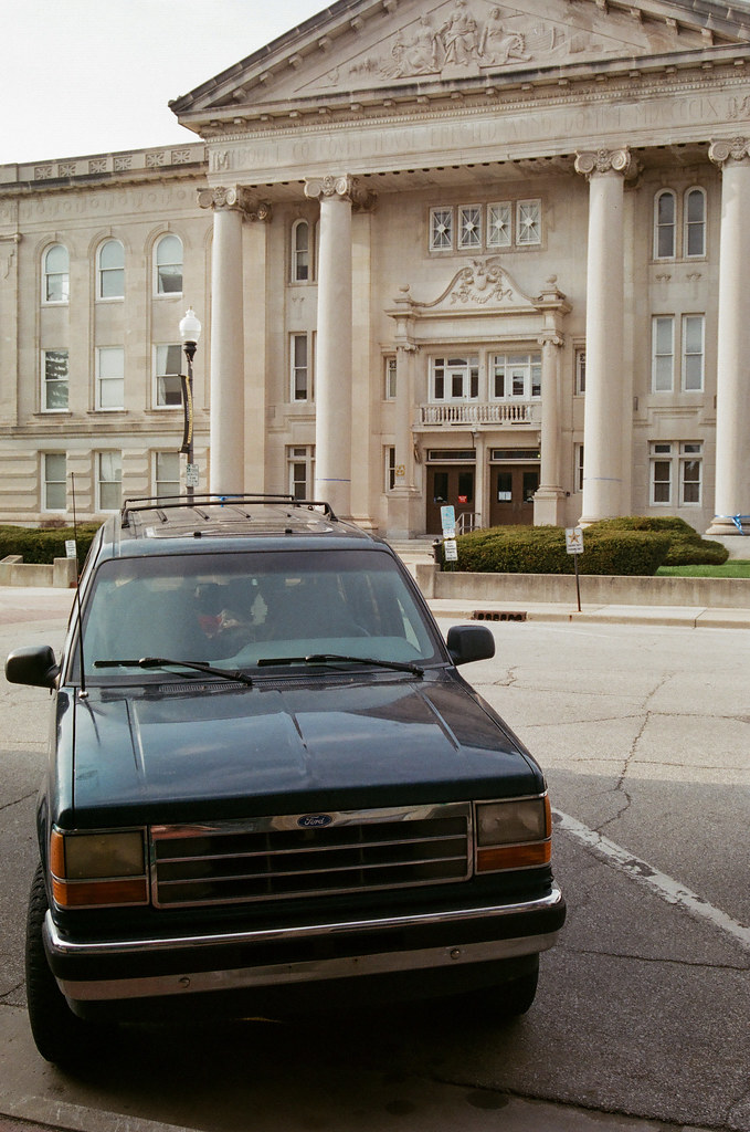 Exploring the Boone County Courthouse
