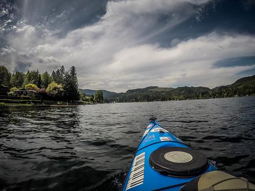 Lake Samish Paddling-47
