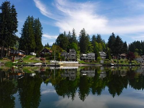 Lake Samish Paddling-66