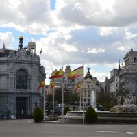 Spain: Madrid - A walk in the city centre (part II)