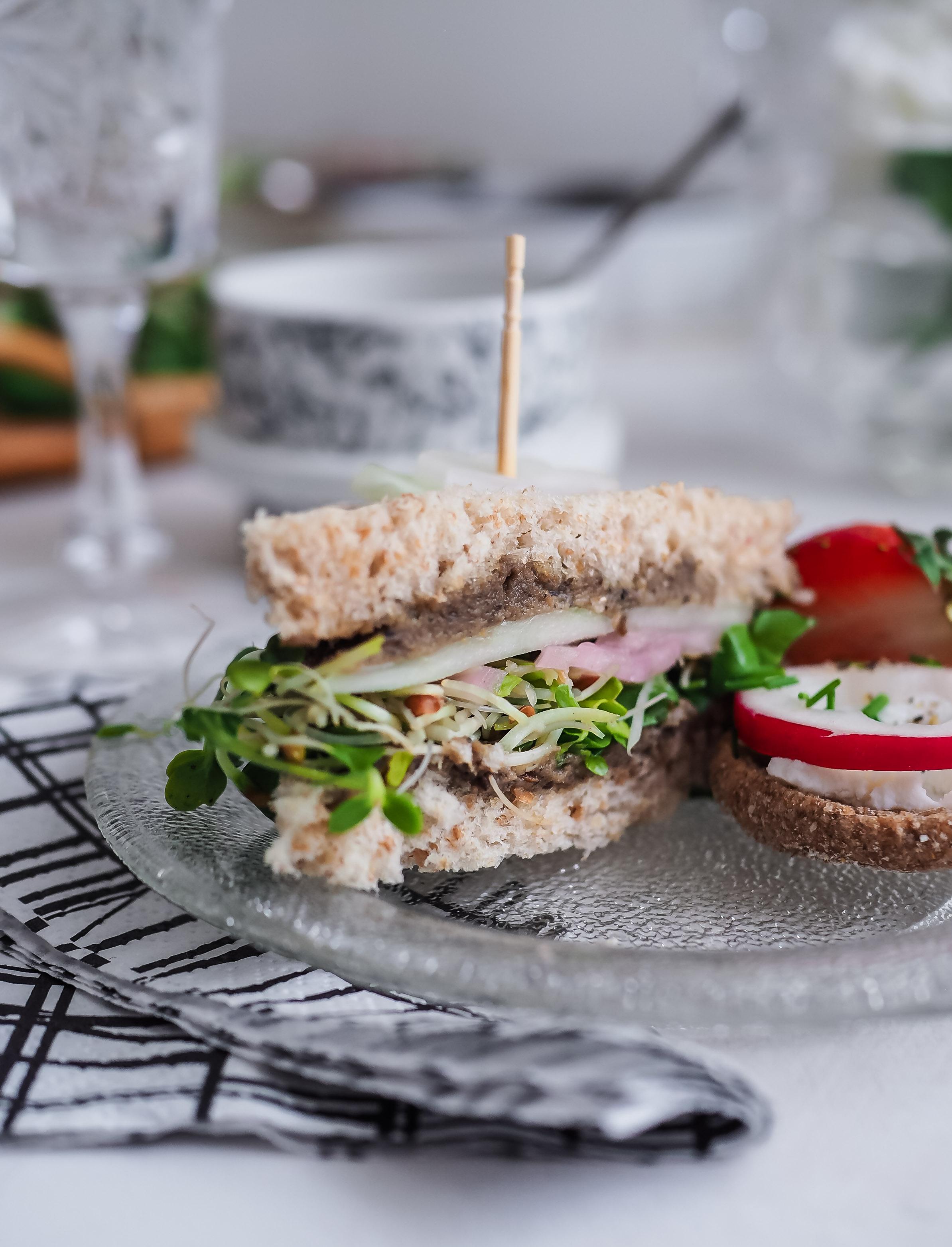 patee sandwich
