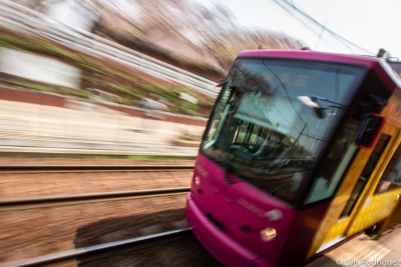 En tranvía por Tokio con el Sakura Tram