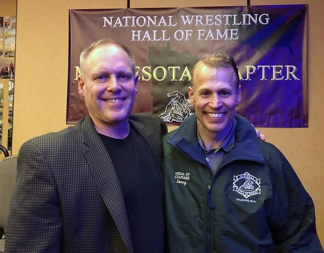 Jeff Swenson and Donny Wichmann