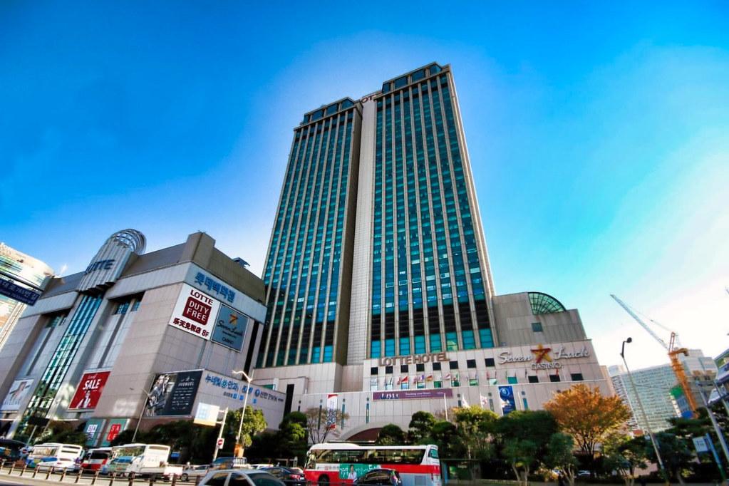 Lotte Hotel Busan 1