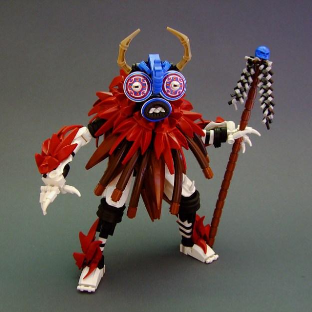 心灵召唤者面具