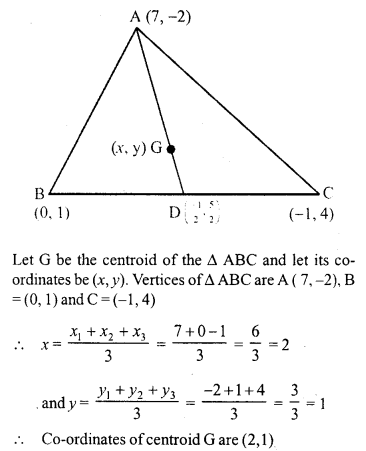 Selina Concise Mathematics Class 10 ICSE Solutions Chapter 13 Section and Mid-Point Formula Ex 13B 16