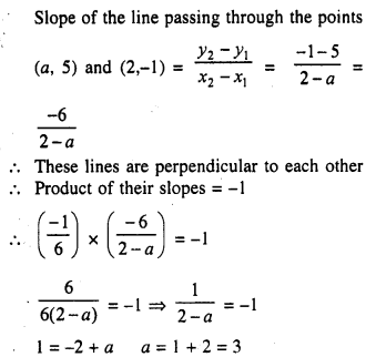 Selina Concise Mathematics Class 10 ICSE Solutions Chapter 14 Equation of a Line Ex 14B 7.1