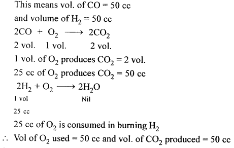 New Simplified Chemistry Class 10 ICSE Solutions - Mole