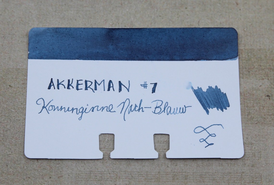 Akkerman No 7