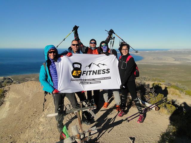 Trekking Pico Salamanca Jul-18