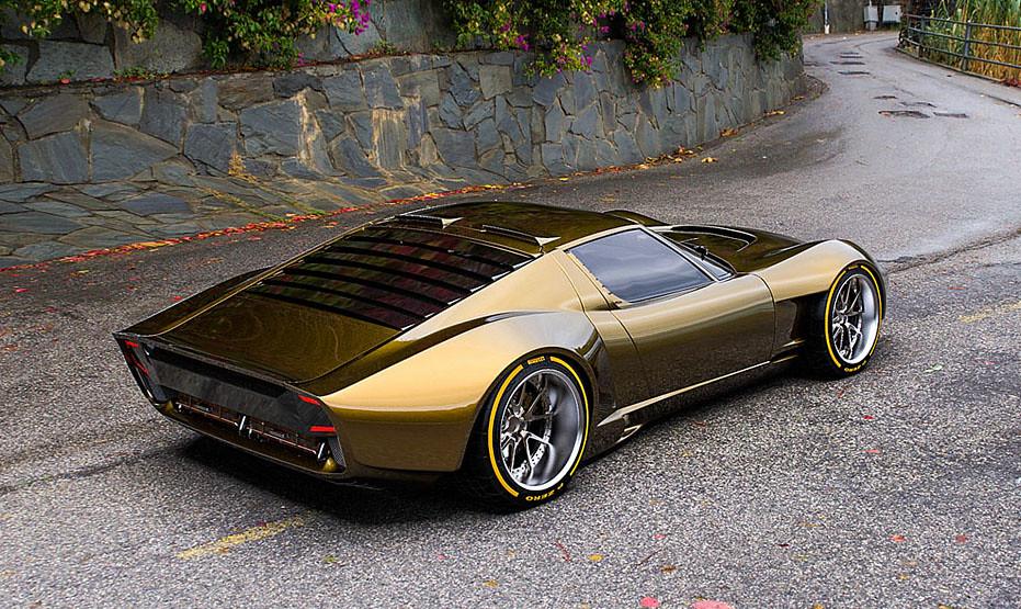 Lamborghini photo at LamboCARS.com
