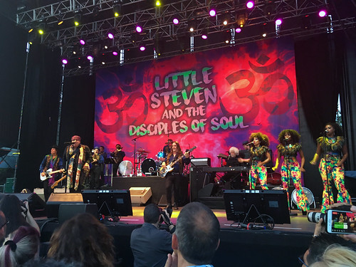 Little Steven and the Disciples of Soul - Madrid - 05