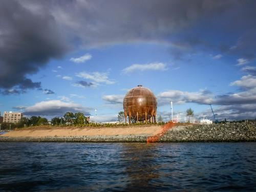 Bellingham Harbor with Moondance Kayaks-57