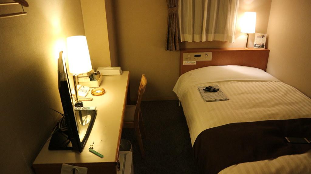 Dónde dormir y alojamiento en Tokio (Japón) - Hotel New Star Ikebukuro.