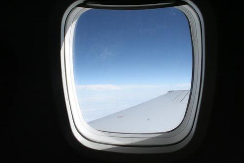 Flying?