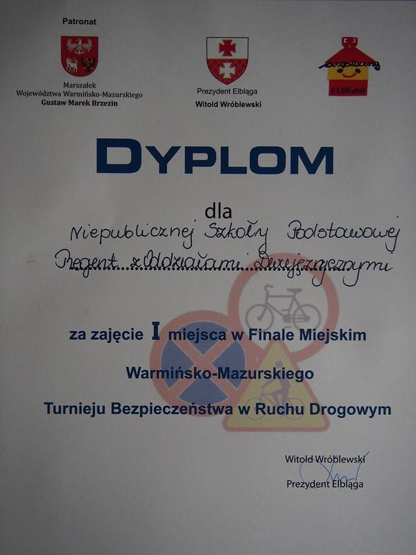 Zdobyliśmy Puchar Prezydenta Miasta Elbląga