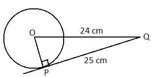 NCERT Maths Solutions For Class 10 Circles 10.1 3