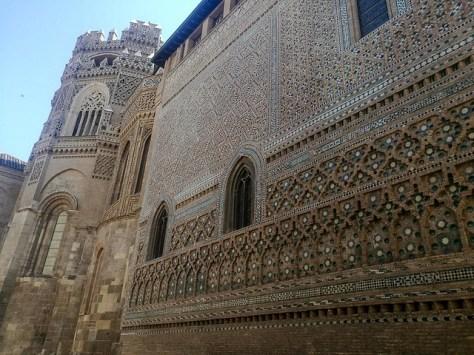 Zaragoza: Mudéjar style