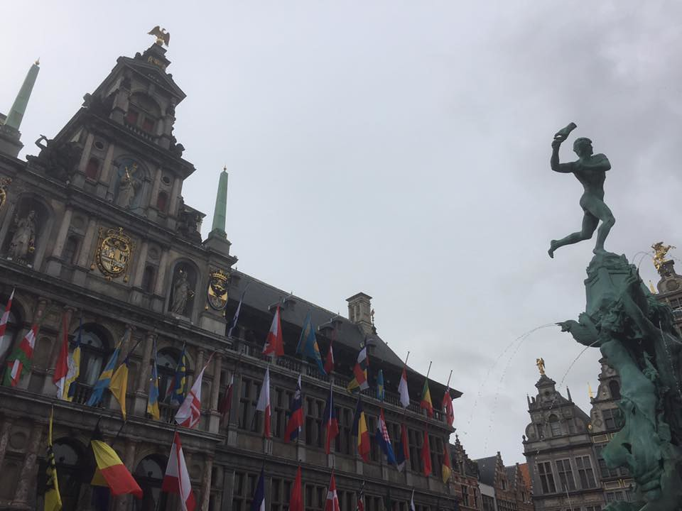 Grand Place Antwerp