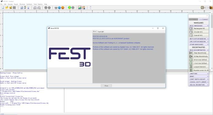 FEST3D 2018.02.00 x86 x64 full license
