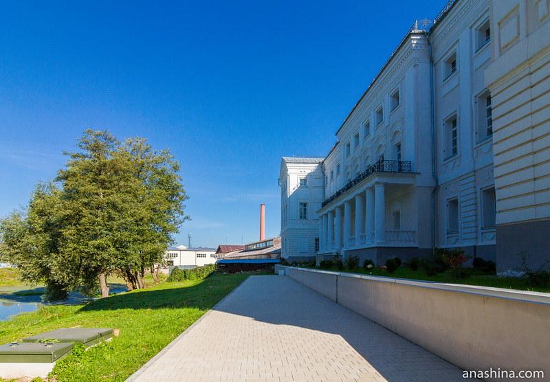 Дом Гончаровых, Полотняный Завод
