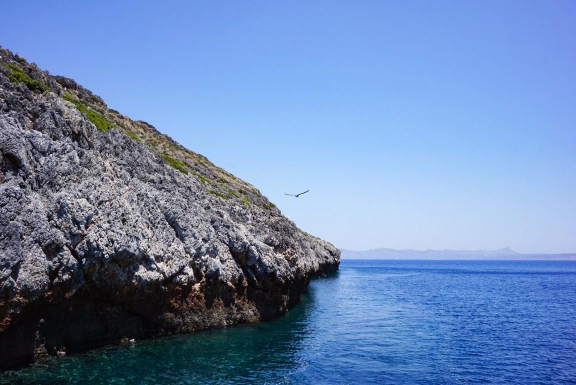 Snorklausta Kreetalla