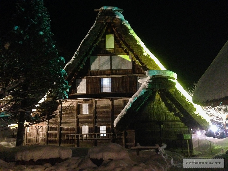 Babymoon ke Jepang - Hida Folk Village Traditional House