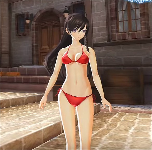 Shining Resonance Refrain Bikini