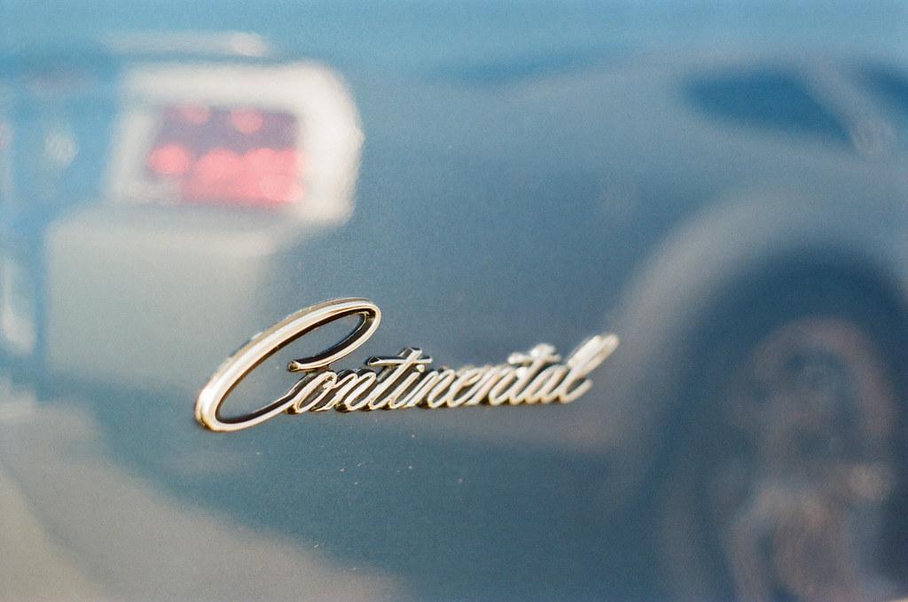 Mustang reflected