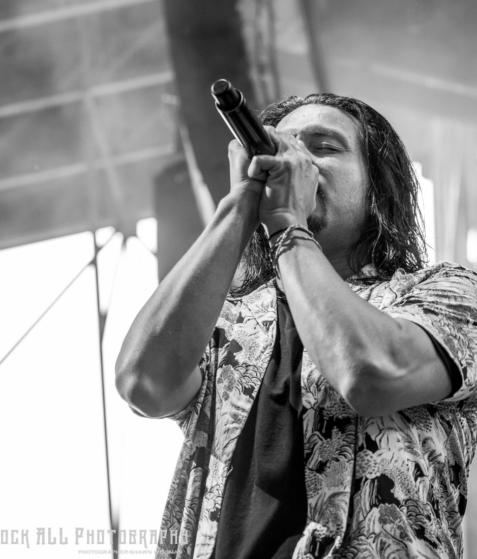 Pop Evil - Riverbend Music Center Cincinnati, OH - June 2018
