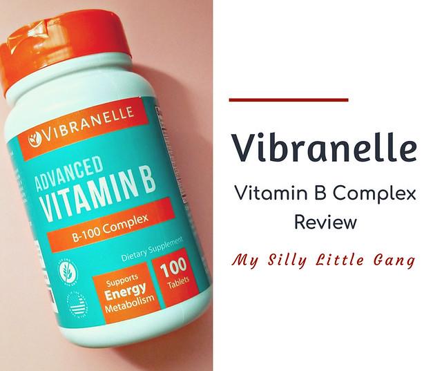 Vibranelle Vitamin B Complex Review