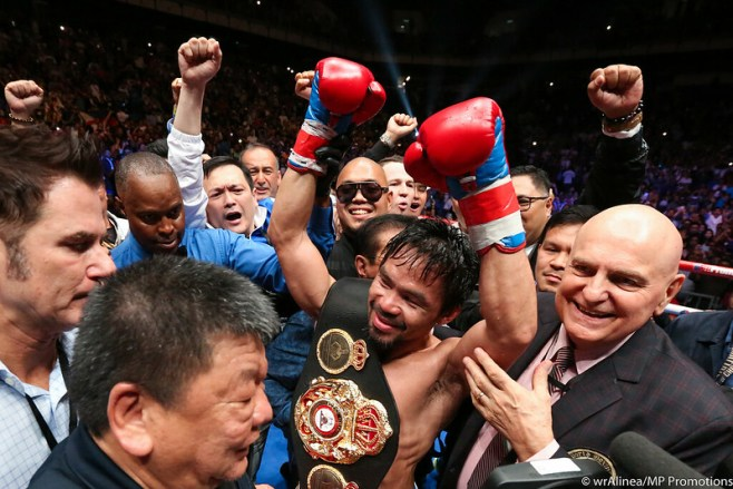 Pacquiao Vs Mathysse