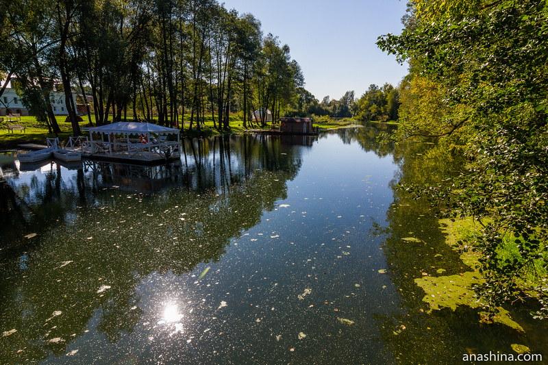 Фабричный канал, Полотняный Завод