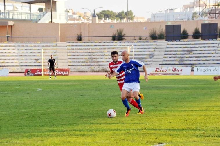 SFCD 2-2 Granada B (jornada 6, 24-09-2017)