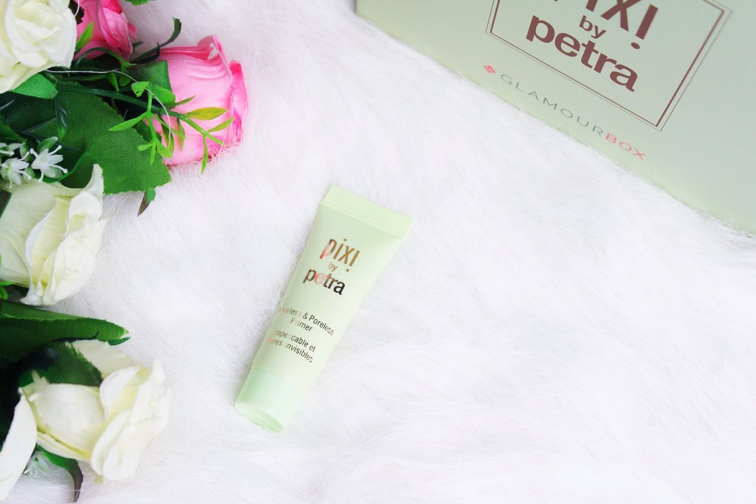 Wakeup to Makeup Pixi Glamourbox FLAWLESS & PORELESS PRIMER mini
