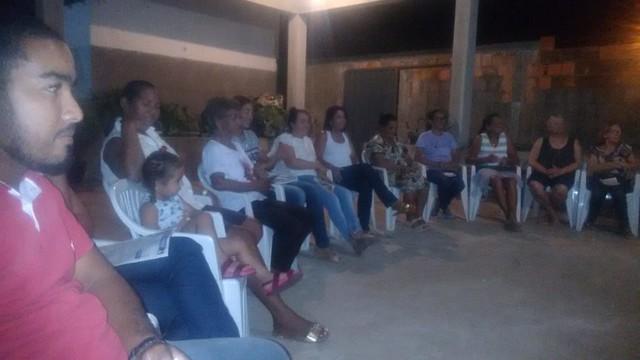 Posse do Novo Conselho Comunidade Santo Antônio