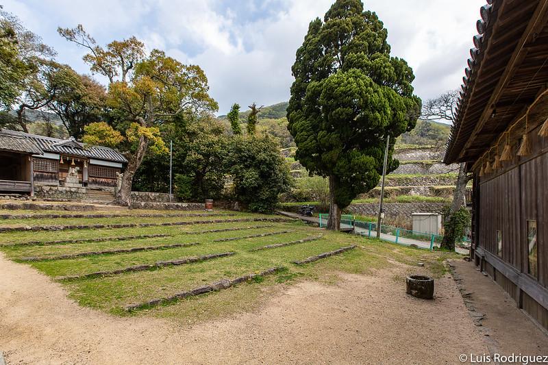 Teatro de kabukide Nakayama en Shodoshima