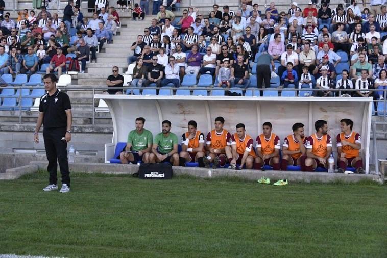 CD Badajoz 2-2 SFCD (Jornada 11, 29-10-17)