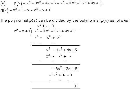 NCERT Solutions for Class 10 Maths Chapter 2 Polynomials 18